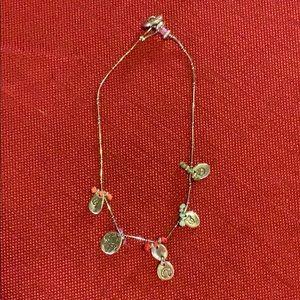 Uno de 50 Choker Charm Necklace ♥️ Preowned